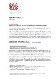 Klik her for seneste nyhedsbrev fra foreningen - Designmuseum ...