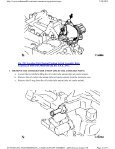 DISASSEMBLY 1. REMOVE NO. 2 BREATHER PLUG a. Using a ... - Page 4