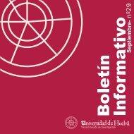 Septiembre- - Arias Montano - Universidad de Huelva