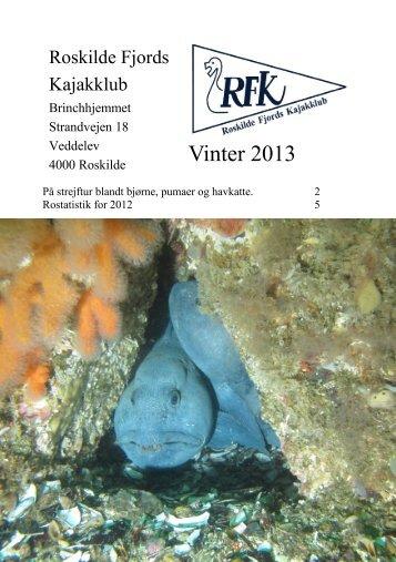 Vinter 2013 - Roskilde Kajakklub