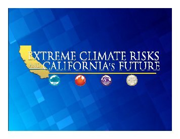 (Break-out Session), Climate Change - Office of Planning and ...