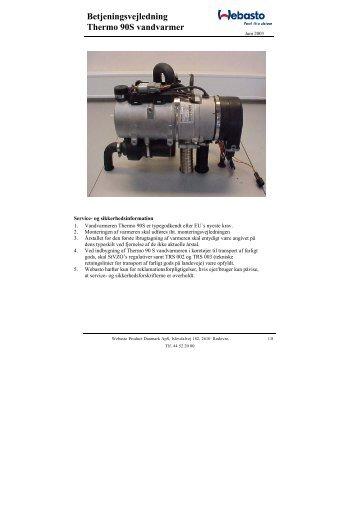 Termo 90 - HV-Elektro