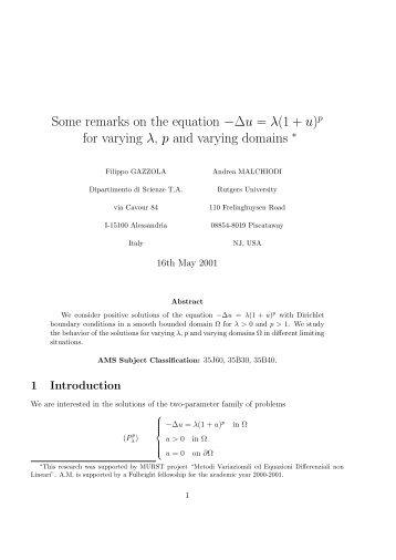 Molecular Photochemistry