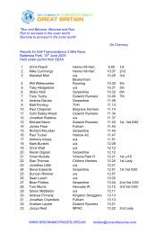 2M. Results 15th june 2009.pdf - Sri Chinmoy Athletic Club UK