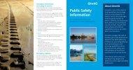 Qinetiq Public Safety Information Leaflet - Amazon Web Services