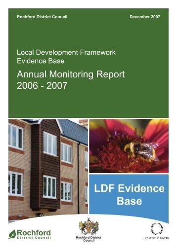 Annual Monitoring Report 2007 - Amazon Web Services