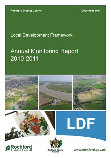 Annual Monitoring Report 2010-11 - Amazon Web Services
