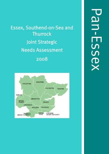 Full JSNA document - Essex Partnership Portal