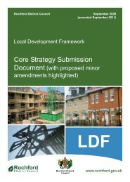 Core Strategy Submission Document - Amazon Web Services