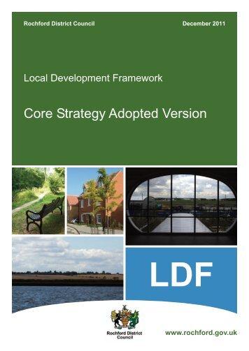 Rochford's Core Strategy - Amazon Web Services