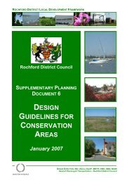 SPD6 - Design guidelines for conservation areas
