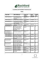 Planning Enforcement Register 2007 - Amazon Web Services