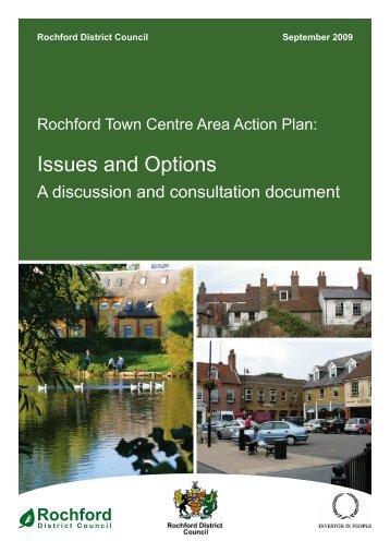 Rochford Town Center Area Action Plan - Amazon Web Services
