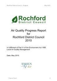 Air Quality Progress Report 2010 - Amazon Web Services