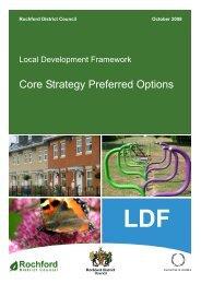 Core Strategy Preferred Options document - Amazon Web Services