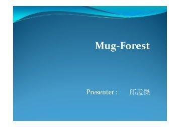 Mug-Forest ug o est