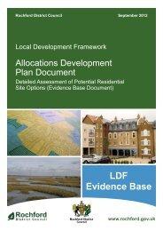 Allocations Development Plan Document - Amazon Web Services