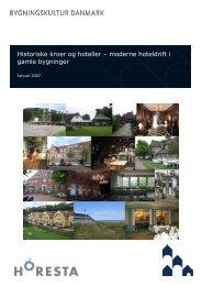 Historiske kroer og hoteller - Genanvend Gården