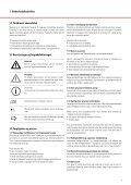 Betjeningsvejledning - Lemvigh-Müller - Page 4