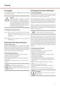 Betjeningsvejledning - Lemvigh-Müller - Page 7