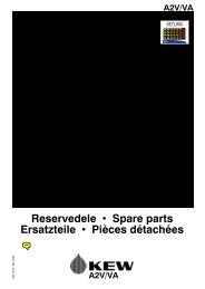 A2V/VA Reservedele • Spare parts Ersatzteile • Pièces détachées ...