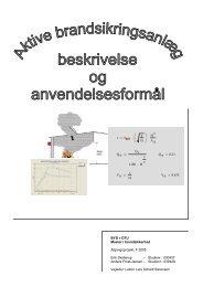 Aktive brandsikringsanlæg - Dansk Brand- og sikringsteknisk Institut