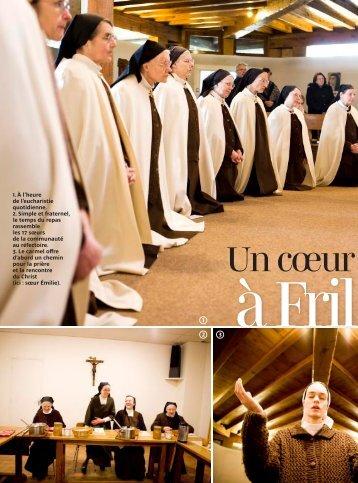 Un cœur brûlant - Diocèse Evry - Corbeil Essonnes