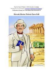 Hercule Hector Poirots Euro-Fall - EIIW