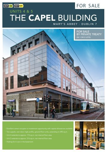 THE CAPEL BUILDING - MyHome.ie