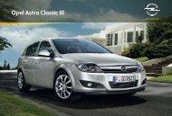 Opel Astra Classic III