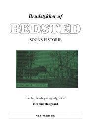 Hefte 5, side 121-152 - Bedsted Sogns