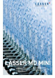 lÄsser MD Mini - Laesser AG