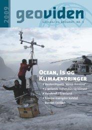 Ocean, Is og Klimaændringer - Geocenter København
