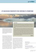 Ocean, Is og Klimaændringer - Geocenter København - Page 3