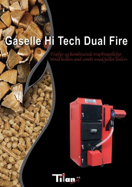 Gaselle Hi Tech Dual Fire - Titan Heating
