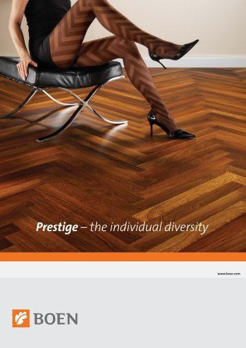 Prestige - Boen