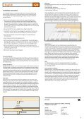 23 mm selvbærende parkett 23 mm selvbærende parkett 23 ... - Boen - Page 6