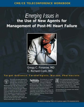 Emerging Issues in the Use of New Agents for Management of Post ...