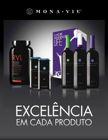 EM CADA PRODUTO - MonaVie
