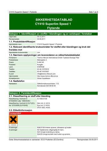 Silane Msds Data Sheets - 0425