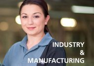 INDUSTRY & MANUFACTURING - ISS