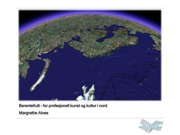 BarentsKult - Troms fylkeskommune