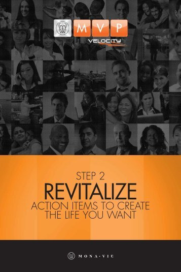 Revitalize - MonaVie
