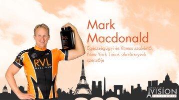 Egészségügyi és fitness szakért, New York Times ... - MonaVie