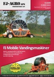 FJ Vandingsmaskine - FJ-Agro ApS