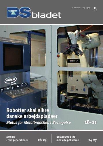 Robotter skal sikr e - Bila A/S