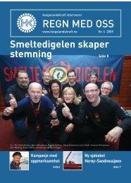 Regn med oss nr 4 - Helgelandskraft