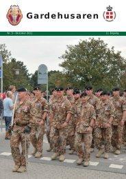 Gardehusaren - Forsvarskommandoen