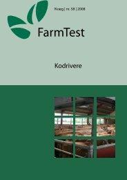 Kodrivere - LandbrugsInfo