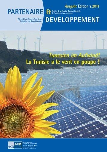 actualités entreprises Nachrichten Unternehmen - AHK Tunesien
